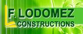 Logo Constructions f Lodomez