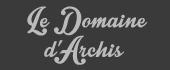 Logo Le Domaine d'Archis