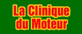 Logo La Clinique du Moteur