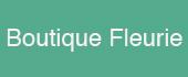 Logo Boutique Fleurie