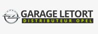 Logo Letort (Garage OPEL)