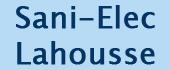 Logo Sani-Elec Lahousse