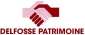 Logo Delfosse Patrimoine-Groupe Guillet