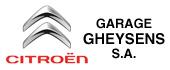 Logo Garage Gheysens