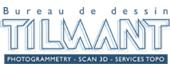Logo Bureau de dessins techniques Tilmant