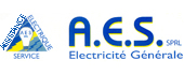 Logo AES (Assist Electr Serv)