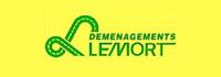 Logo Lemort Déménagements
