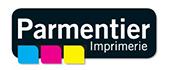 Logo Drukkerij Parmentier