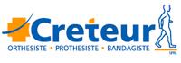Logo Creteur Orthopédie