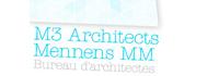 Logo M3 Architects - Mennens MM