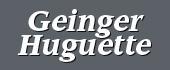 Logo Geinger Huguette