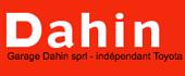 Logo Garage Dahin & Fils