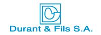 Logo Durant & Fils