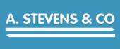 Logo A. Stevens & Co