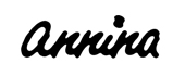 Logo Boutique Annina-madame Grande Annina