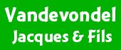 Logo Vandevondel Jacques & Fils sprl