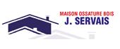 Logo Maison à Ossature Bois