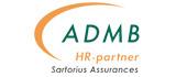 Logo ADMB Assurances - Sartorius sa