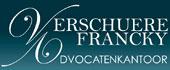 Logo Verschuere Francky Advocatenkantoor