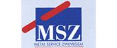 Logo Metal Service Zwevegem