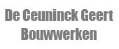 Logo De Ceuninck Geert Bouwwerken