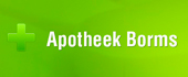 Logo Apotheek Borms