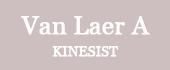 Logo Kinesitherapie Van Laer