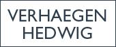 Logo VERHAEGEN HEDWIG