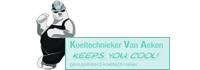 Logo Koeltechnieker Van Aeken