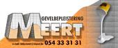 Logo Gevelbepleistering Meert