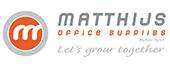 Logo Matthijs Office Supplies