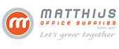 Logo Matthijs Office Supplies
