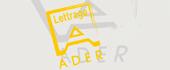 Logo Ader Lettrage