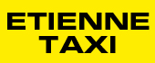 Logo Taxi Etienne