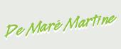 Logo De Maré Martine
