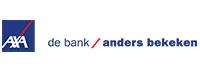 Logo AXA-Bank Antwerpen Centrum/Werner Bolsens