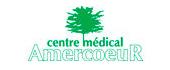Logo Association des Médecins du Centre médical        Amercoeur