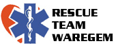Logo Rescue Team Waregem