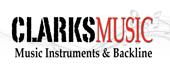 Logo Clark's Music