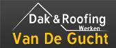 Logo Dak & Roofing werken Van De Gucht