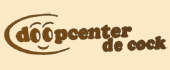 Logo De Cock Doopcenter
