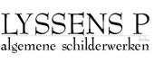 Logo Schilderwerken Lyssens Peter