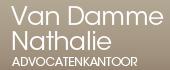 Logo Van Damme Nathalie