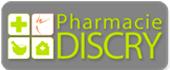 Logo Pharmacie Discry - Detry Laurent