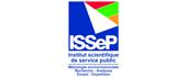 Logo ISSEP-Institut Scientifique de Service Public