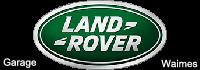 Logo Land Rover Waimes