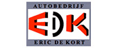 Logo Auto-onderdelen Eric De Kort