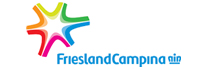 Logo Frieslandcampina Belgium
