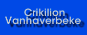 Logo Crikilion-Vanhaverbeke