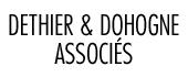 Logo Dethier & Dohogne Associés